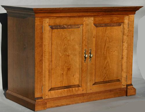 Two Door Entertainment Cabinet
